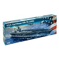 Model Kit loď 5506 - U.S.S. Carl Vinson CVN-70 (1999) - Model lodě