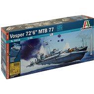 Model Kit loď PRM edice 5610 - Vosper 72''6' MTB 77 - Model lodě