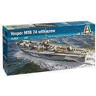 Model Kit loď 5624 - Vosper MTB 74 with crew - Model lodě