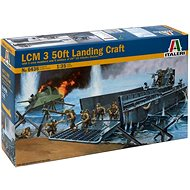 Model Kit loď 6436 - LCM Landing craft - Model lodě