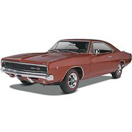 Plastic ModelKit Monogram auto 4202 -  '68 Dodge Charger - Model auta