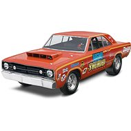 Plastic ModelKit Monogram car 4217 - '68 Dodge Hemi Dart 2 'n 1