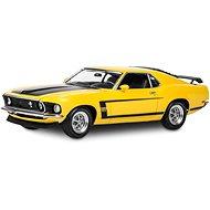 Plastic ModelKit Monogram auto 4313 - `69 Boss 302 Mustang - Model auta