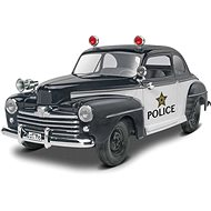 Plastic ModelKit Monogram auto 4318 -  '48 Ford Police Coupe 2 'n 1