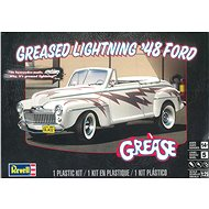 Plastic ModelKit Monogram auto 4443 - Greased Lightning '48 Ford Convertible