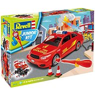 Junior Kit auto 00810 - Fire Chief Car - Model auta