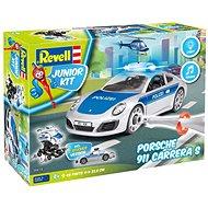 Junior Kit car 00818 - Porsche 911 Shelf (light and sound effects) - Model Car
