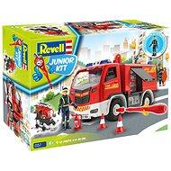Junior Kit auto 00819 - Firetruck with figure - Model Car