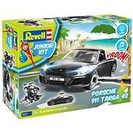Junior Kit car 00822 - Porsche 911 Targa 4S (light and sound effects) - Model Car