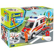 Junior Kit auto 00824 - Ambulance Car - Model auta