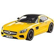 Plastic ModelKit car 07028 - Mercedes AMG GT - Model Car