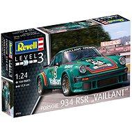 """Plastic ModelKit auto 07032 - Porsche 934 RSR """"Vaillant"""""""
