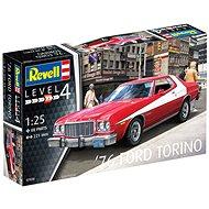 Plastic ModelKit auto 07038 - '76 Ford Torino - Model auta