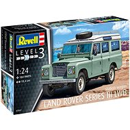 Plastic ModelKit auto 07047 - Land Rover Series III - Model auta