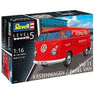 Plastic ModelKit car 07049 - VW T1 Kastenwagen - Model Car