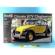 Plastic ModelKit auto 07095 - Citroën 2CV - Model auta