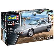 Plastic ModelKit car 07656 - Porsche 928 - Model Car