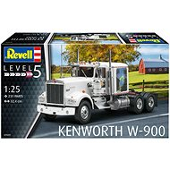 Plastic ModelKit auto 07659 - Kenworth W-900 - Model auta