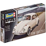 Plastic ModelKit auto 07681 - VW Beetle - Model auta