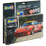"ModelSet auto 67031 - Porsche 934 RSR ""Jägermeister"""