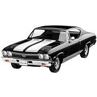 ModelSet car 67662 - 1968 Chevy Chevelle - Model Car