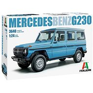 Model Kit auto 3640 - Mercedes Benz G230
