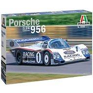 Model Kit car 3648 - Porsche 956 - Model Car
