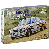 Model Kit auto 3650 - Ford Escort RS1800 MK.II Lombard RAC Rally