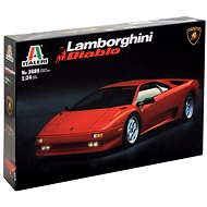 Model Kit auto 3685 - Lamborghini Diablo
