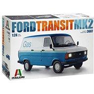 Model Kit car 3687 - Ford Transit Mk.2 - Model Car
