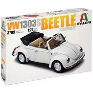 Model Kit car 3709 - Vw1303S Beetle Cabriolet - Model Car
