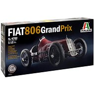 Model Kit auto 4702 - Fiat 806 Grand Prix - Model auta