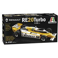 Model Kit auto 4707 - Renault Re 20 Turbo - Model auta