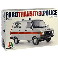 Model Kit auto 3657 - Ford Transit Uk Police