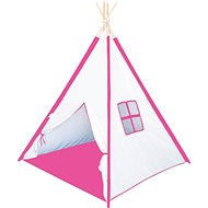 Stan Teepee růžový - Dětský stan