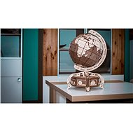 Ewa Eco-Wood-Art Globus - 3D puzzle