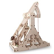 Ewa Eco-Wood-Art Katapult - Trebuchet - 3D puzzle