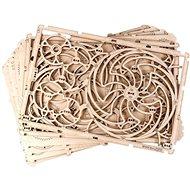 Wooden City Kinetický Obraz - 3D puzzle