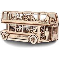 Wooden City Londýnský Autobus - 3D puzzle
