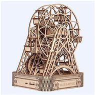 Wooden City Ruské Kolo - 3D puzzle