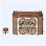 Wooden City Mysterious Box - 3D puzzle