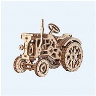 Wooden City Tractor