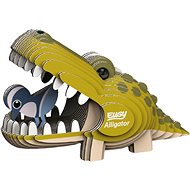 Dodoland Eugy Aligator - 3D puzzle