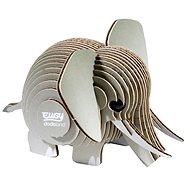 Dodoland Eugy Slon - 3D puzzle