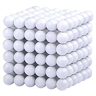 Sell Toys Neocube originál 5 mm v dárkovém balení Bílý - Hlavolam