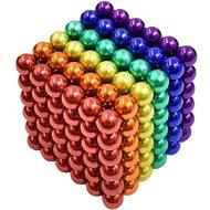 Sell Toys Neocube originál 5 mm v dárkovém balení Duha - Hlavolam