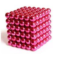 Sell Toys Neocube originál 5 mm v dárkovém balení Růžový - Hlavolam