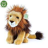 Rappa plyšový lev sedící, 25 cm, ECO-FRIENDLY - Plyšák