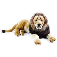 Rappa velký plyšový lev ležící, 92 cm - Plyšák