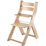 Rostoucí židle Wood Partner Sandy Barva: Lak - Rostoucí židle